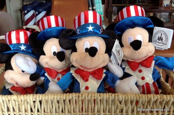 All-American Mickey!