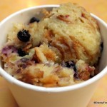 Review: Croissant Berry Bread Pudding at Sunshine Seasons in Epcot's Land Pavilion