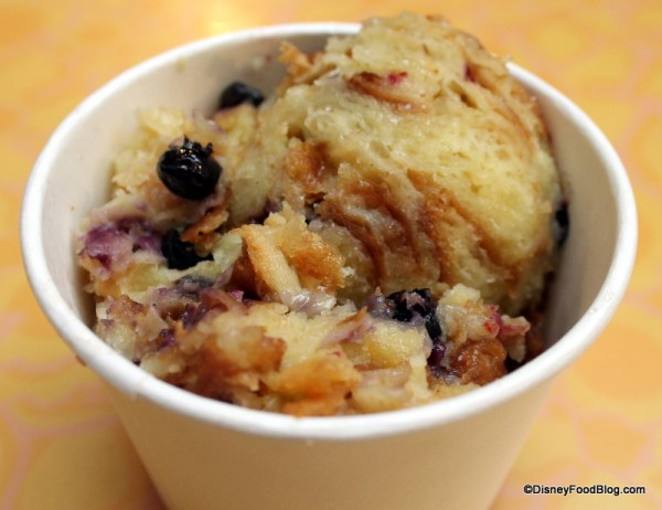 Croissant Berry Pudding