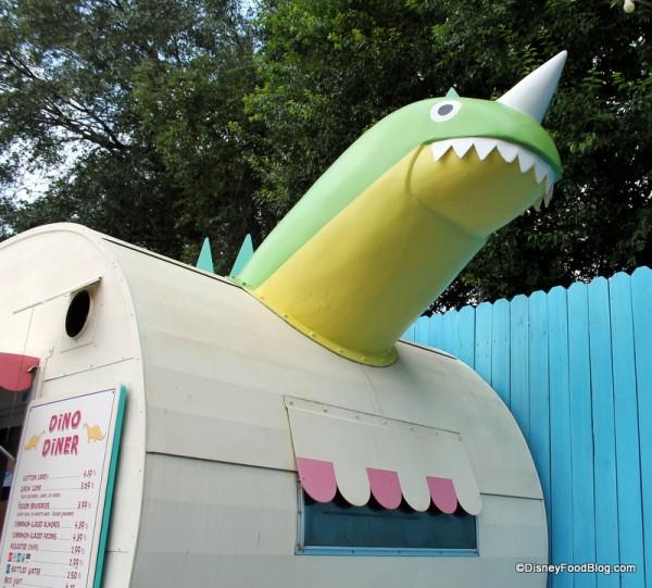 Dino Head!