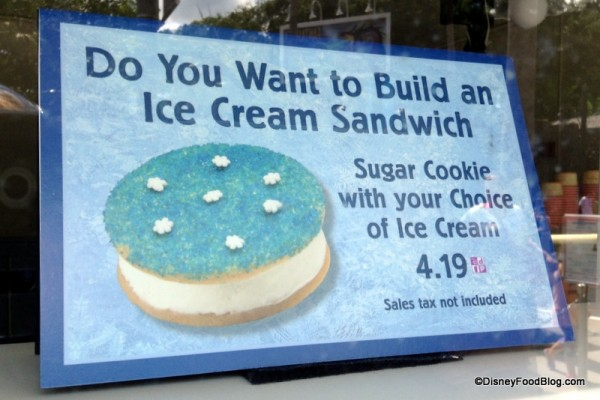 """Do you want to build an Ice Cream Sandwich?"""