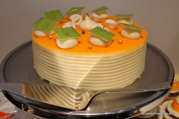 Four Seasons Carrot Cake