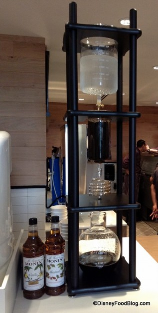 Cold Brew Drip Tower