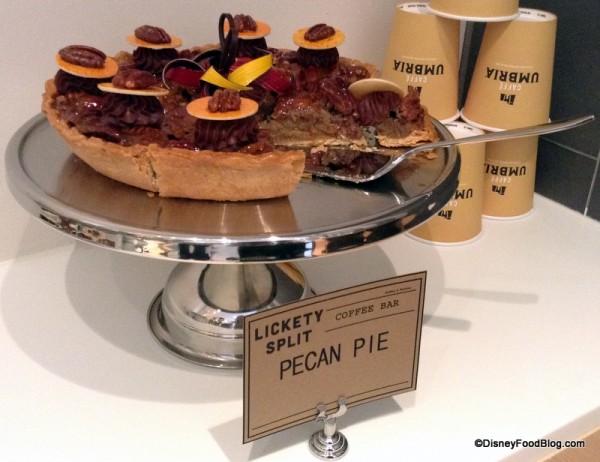 Four Seasons Pecan Pie