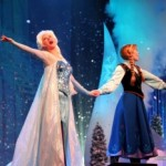 New Frozen Holiday Premium Package at Disney's Hollywood Studios