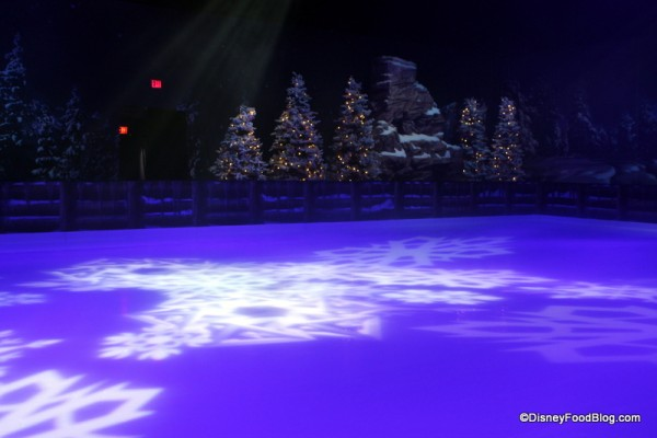 Frozen Funland Ice Rink