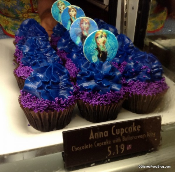 Anna Cupcakes