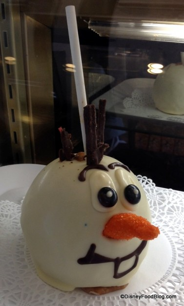 Olaf Candy Apple