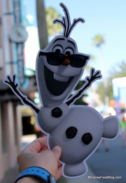 Take-Along Olaf