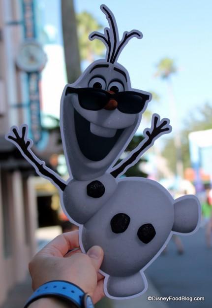 Take-Along Olaf