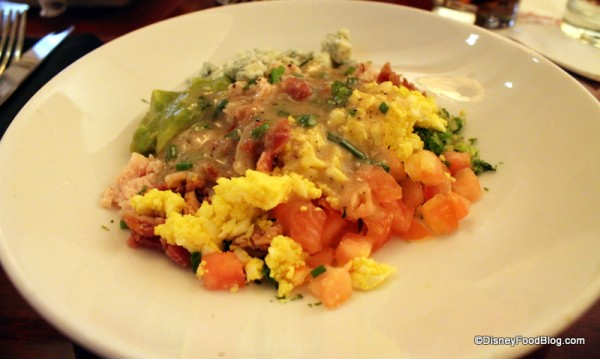 The Famous Hollywood Brown Derby Cobb Salad