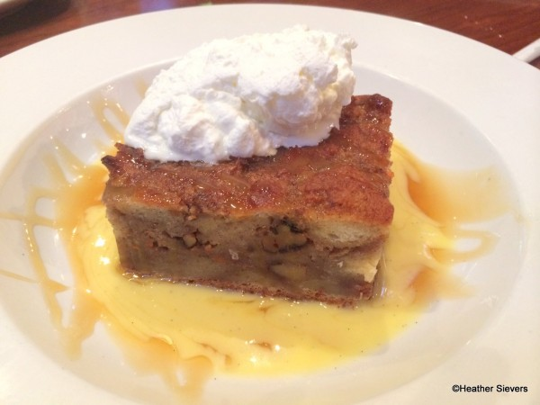 Carrot Cake Bread Pudding