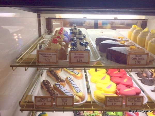 New Treats in the Bakery Case