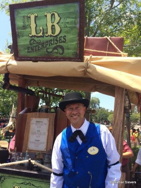 L.B. Ultimate Salesman