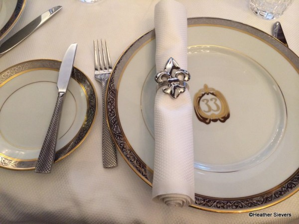 Place Setting Close Up