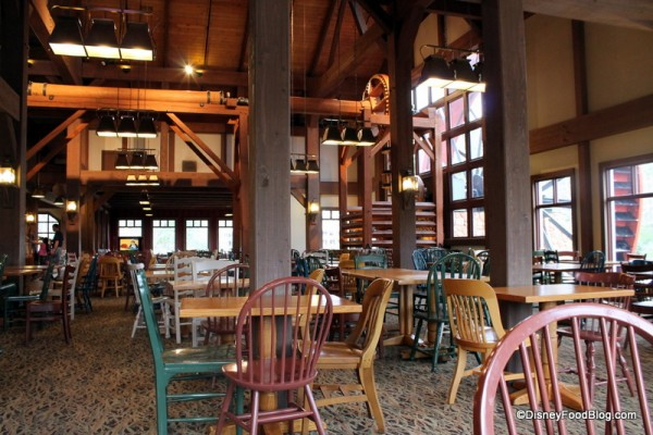 Riverside Mill Seating