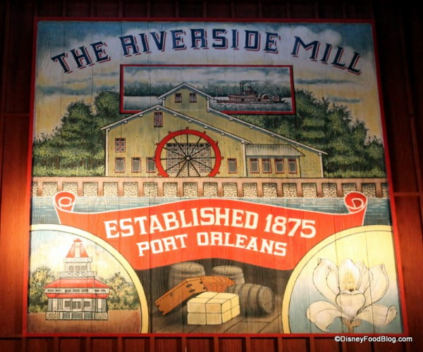 Riverside Mill Food Court
