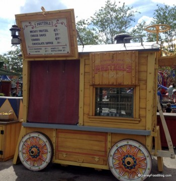 storybook circus pretzels (2)