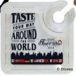 News! Our First Look at 2014 Epcot Food and Wine Festival Merchandise
