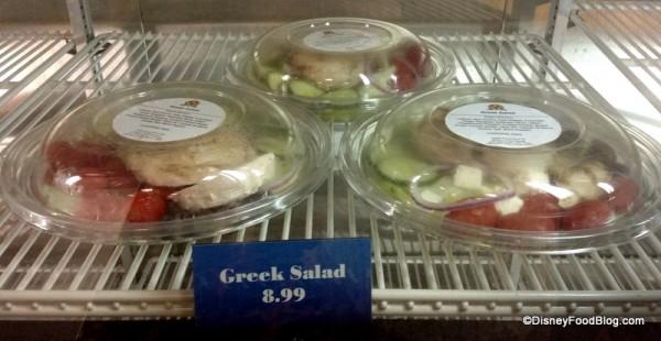 Greek Salads