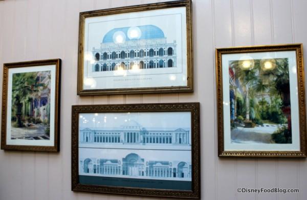 Artwork and Framed Photos