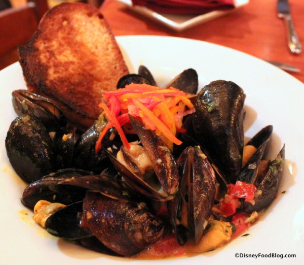 Canadian Cove Mussels