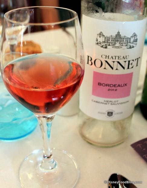 Chateau Bonnet Rose