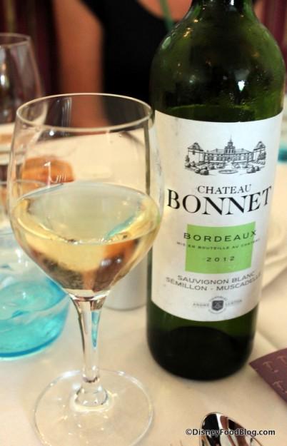 Chateau Bonnet White Bordeaux