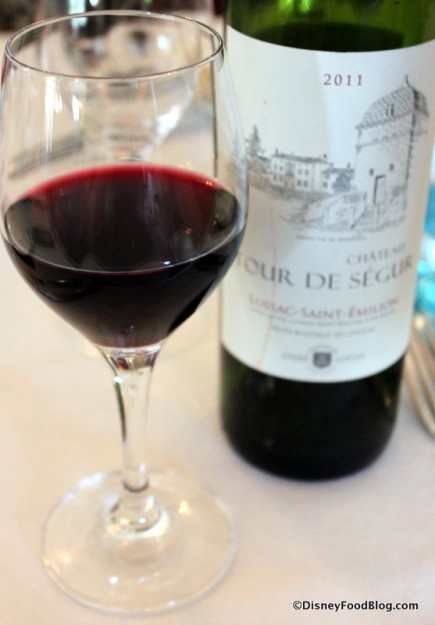 Chateau Tour de Segur Red