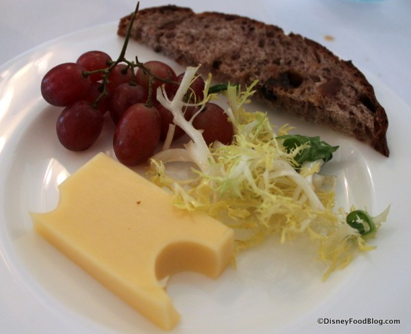 Cheese Selection -- Emmental