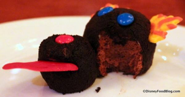 Chocolate Moose -- Inside