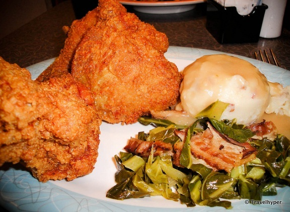 Disney Food Pics of the Week Fried Chicken