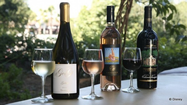 A Selection of Options from the Disney Family of Wines