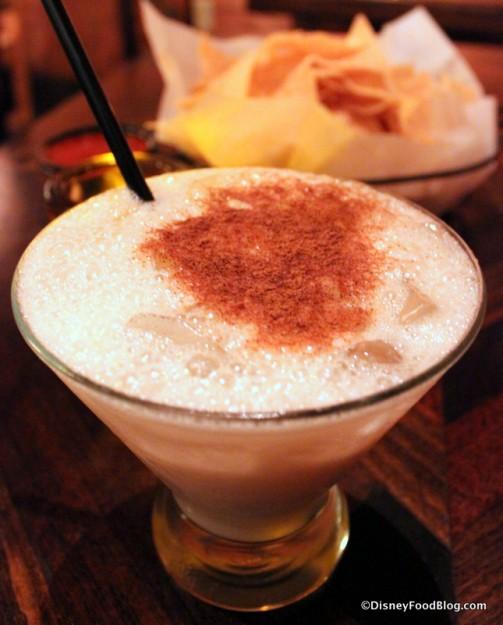 Horchata Margarita