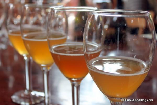 Italian Beer Pairing