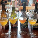 Epcot Food and Wine Festival Review: Italian Food and Beer Pairing Lunch at Via Napoli