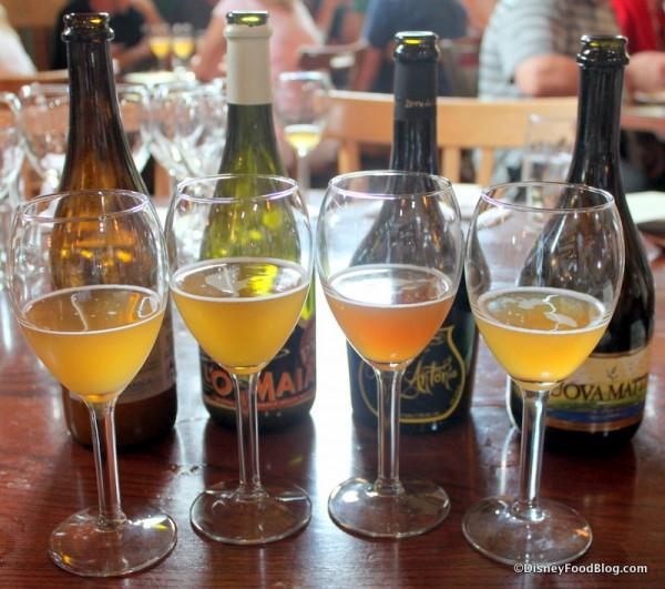 Italian Beers and Bottles