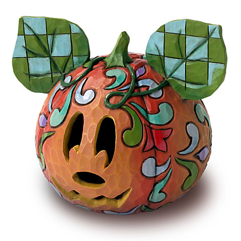 Mickey Jack o Lantern by Jim Shore