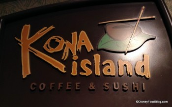 Kona Island Coffee and Sushi Bar