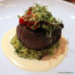 Review: Lunch at Le Cellier in Epcot's Canada Pavilion (With the NEW Filet!)