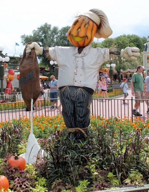 Chef Scarecrow