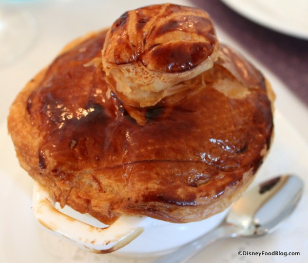 Oxtail Pie