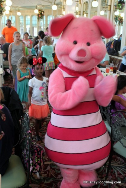 Piglet -- So Cute!