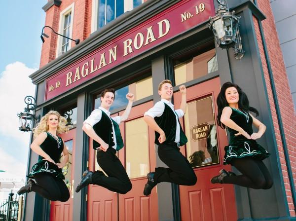 Raglan Road Dancers ©Raglan Road Pub