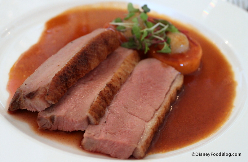 how to cook roast duck breast