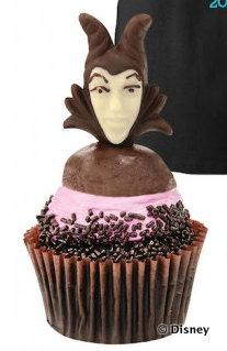 Villain Cupcake