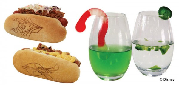 Villain Hot Dogs and Beverages