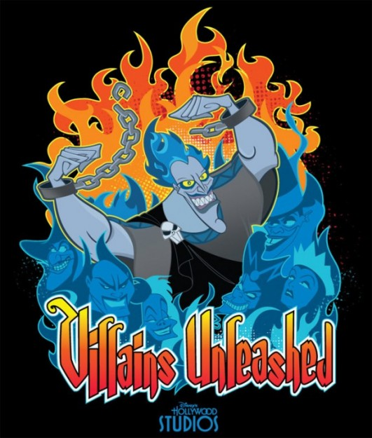 Villains Unleashed Comes to Disney Hollywood Studios on August 23