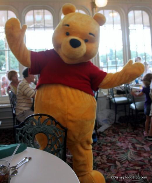 Winnie the Pooh...