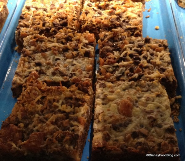 Seven Layer Bar at Landscape of Flavors